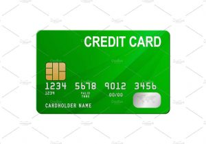 Card Name On Debit Card Credit Cards Vector Set Credit Card Tracker Credit Card