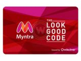 Card Name On Debit Card Myntra E Gift Card