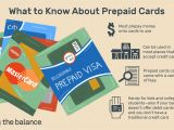 Card Name What Does It Mean How Does A Prepaid Credit Card Work