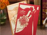 Card Sample for Marriage Invitation 1pc Sample Marriage Invitation Cards Bride and Groom Laser