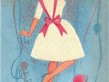 Card Sayings for Sister Birthday Pin by Maureen Graham On Birthdays Vintage Birthday Cards