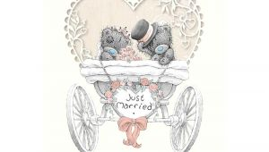 Card to Daughter On Wedding Day Daughter On Wedding Day Me to You Bear Card Tatty Teddy