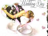 Card Verses for Golden Wedding for A Special Grandson and His Bride On Your Wedding Day Card