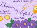 Card Verses for Golden Wedding How to Celebrate A 50th Wedding Anniversary
