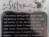 Card Verses for Sister Birthday 56 Best Sister Prayers Images Sister Quotes Sister Poems
