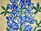 Card Your Yard Flower Mound Bluebonnets with Images Blue Bonnets Stained Glass