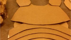 Cardboard Armour Template Cardboard Samurai Armor Template by W00stersam On Deviantart