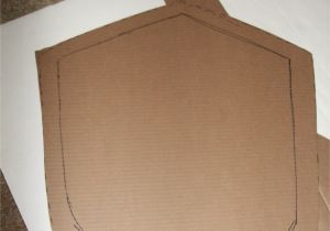 Cardboard Shield Template Cardboard Shield Template Image Collections Professional