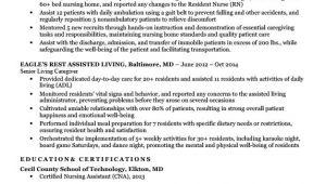 Caregiver Resume Sample Caregiver Resume Sample Writing Tips Resume Companion