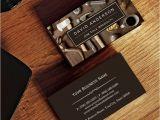 Carpenter Business Card Template Vintage Rustic tools Carpenter Handyman Woodworker