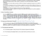 Casual Contract Of Employment Template Casual Employment Contract Agreement Employers