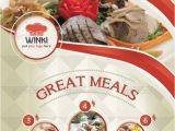 Catering Flyers Templates Free 23 Catering Flyers Psd Ai Vector Eps Free Premium