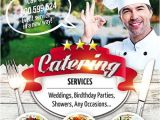 Catering Flyers Templates Free Best 25 Restaurant Service Ideas On Pinterest