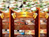 Catering Flyers Templates Free Catering Service Food A5 Flyer Template Exclsiveflyer