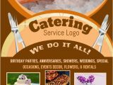 Catering Flyers Templates Free Catering Template Postermywall