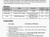 Ccna Resume format for Freshers Ccna Network Engineer Fresher Resume