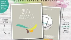 Cd Calendar Template 2017 2017 Printable Cd Case Calendar Templates