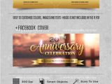 Celebration Flyer Templates Free Anniversary Celebration Free Psd Flyers Template by