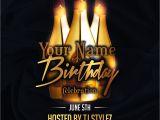 Celebration Flyer Templates Free Birthday Celebration Flyer Template Streetz Myestro Beats