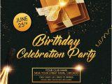 Celebration Flyer Templates Free Birthday Celebration Free Flyer and Poster Template for