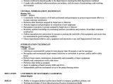 Central Service Technician Resume Sample Central Service Technician Resume Sample Talktomartyb