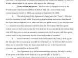 Ceo Employment Contract Template Employment Agreement Template 24 Free Word Pdf format
