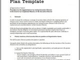 Ceo Succession Planning Template Emergency Succession Plan Template Resume Examples