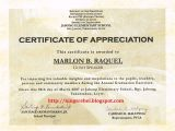 Certificate Of Appreciation for Speakers Template Tidbits and bytes Example Of Certificate Of Appreciation