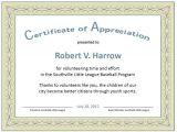 Certificates Of Appreciation Templates 27 Best Printable Certificate Of Appreciation Templates