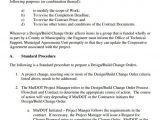 Change order Proposal Template 11 Change order Samples Sample Templates