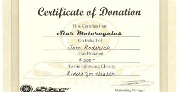 Charitable Donation Certificate Template Donation Certificate Template Certificate Templates