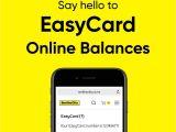 Check My Easy Card Balance Easycard Online Balances