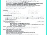Chemical Engineering Internship Resume Samples Awesome Successful Objectives In Chemical Engineering