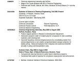 Chemical Engineering Internship Resume Samples Engineering Resume Template 32 Free Word Documents