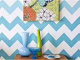 Chevron Template for Painting Stencil How to Ombre Chevron Stripe Pattern Paint Pattern