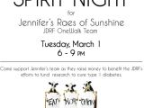 Chick Fil A Flyer Template Community event Chick Fil A Spirit Night Central