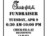 Chick Fil A Flyer Template March Of Dimes Md Nca Chick Fil A Fundraiser
