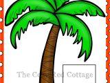 Chicka Chicka Boom Boom Palm Tree Template Good A A Boom Boom Palm Tree Template Photos Gt Gt Leaf