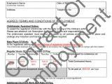 Childminder Contract Template Childminder assistant Employment Pack Mindingkids