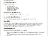 Childminder Cv Template Childminder Cv Template Image Collections Template