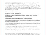 Childminder Cv Template Day Care Center Mission Statement Examples