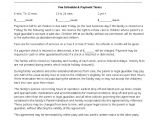 Childminding Contract Template 6 Child Care Agreement Template Tuuwi Templatesz234