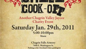 Chili Cook Off Flyer Template Free Chili Cook Off Flyer Template Free Printable Wow Com