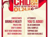 Chili Cook Off Flyer Template Free Chili Cook Off Flyer Template Free Templates Resume