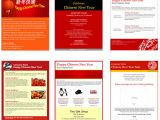 Chinese Email Template Benchmark Presents Chinese New Year Newsletter Templates