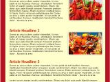 Chinese Email Template Email Templates Dias Festivos Chinese New Year Newsletter