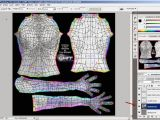 Chip Midnight Templates Wild Style Fashions Tm Beginning Photoshop Tutorial for