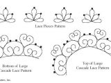 Chocolate Lace Template Chocolate Lace Template Pictures to Pin On Pinterest