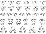 Chocolate Lace Template School Of Sugarcraft Designs for Lace In Royal Icing