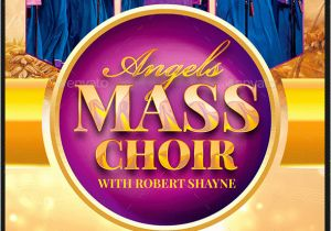 Choir Flyer Template 34 Easter Flyer Templates for Churches Inspiks Market